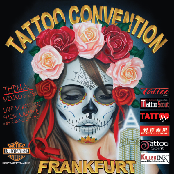 Logo: International Tattoo Convention
