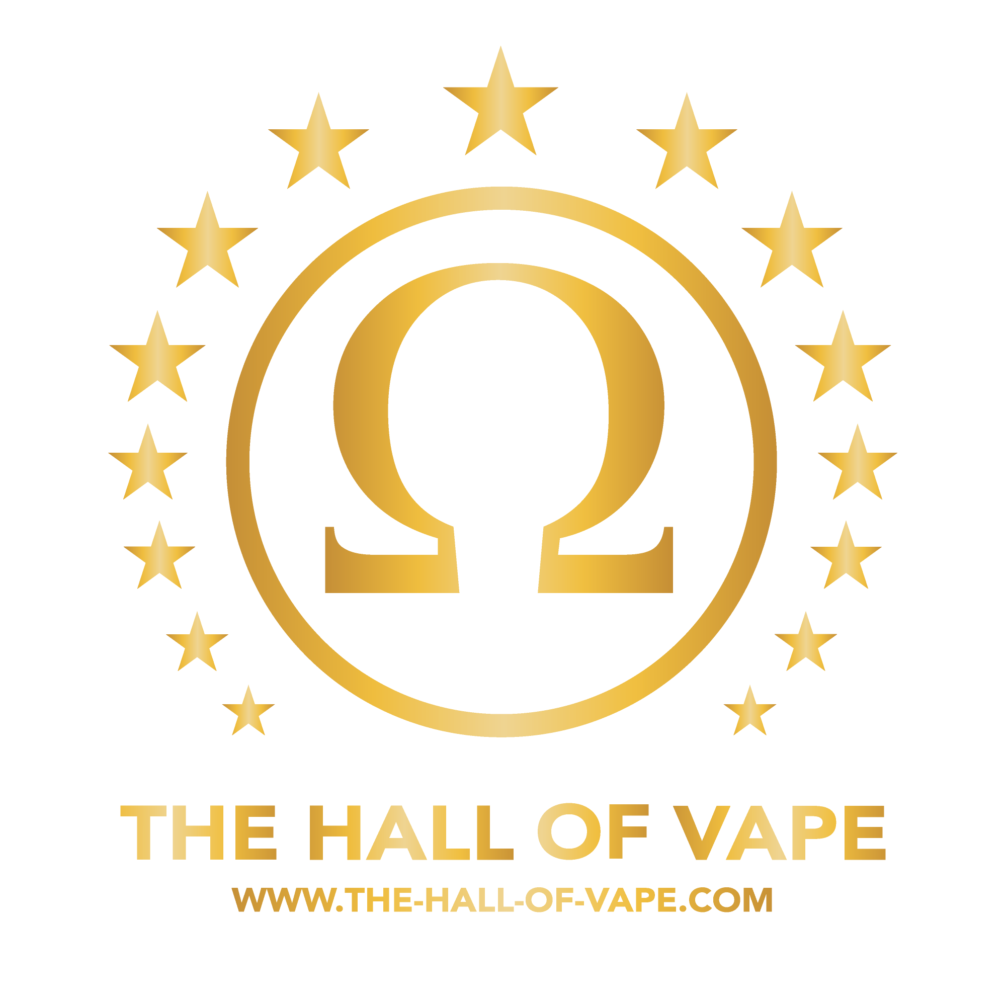 Logo: The Hall of Vape